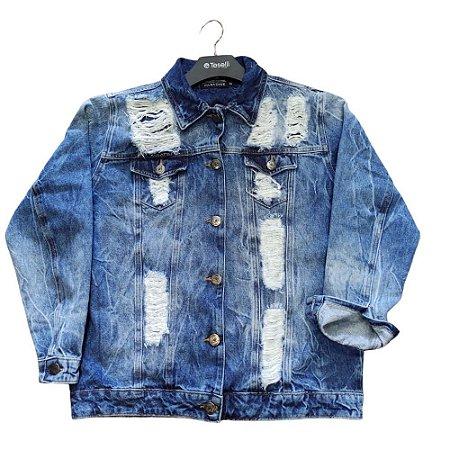 Jaqueta Teselli by Paradise Jeans Destroyer Premium