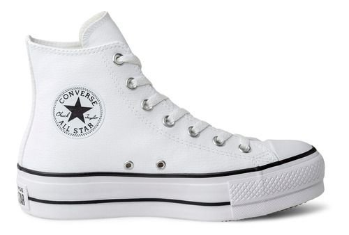 Tênis Converse Chuck Taylor All Star Plataform Hi Ct09820001
