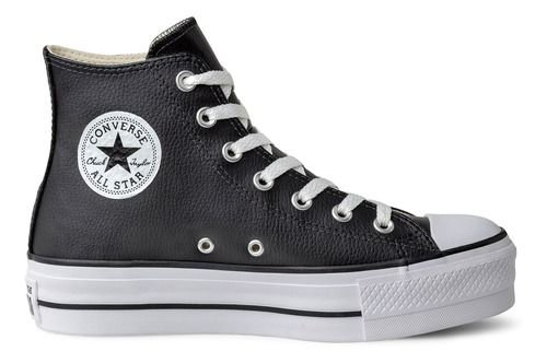 Tênis Converse Chuck Taylor All Star Plataform Hi Ct09820002