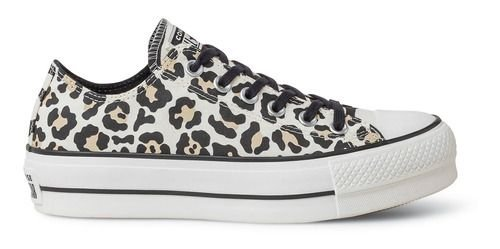 Tênis Converse Chuck Taylor Lift Ox Animal Print Ct13090001