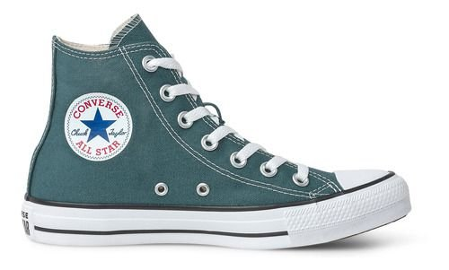Tênis Converse Chuck Taylor All Star Hi Verde Ct04190040