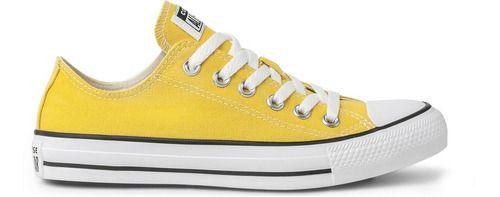 Tênis Converse Chuck Taylor All Star Ox Amarelo Ct04200034