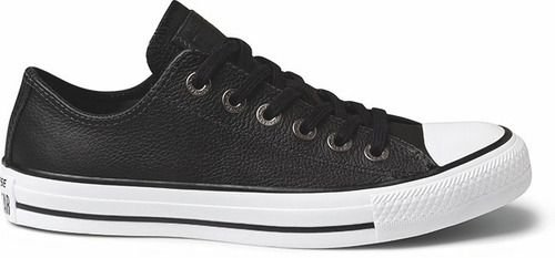 Tênis Converse All Star Chuck Taylor Ox Couro Ct04480002