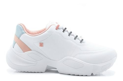 Tênis Ramarim Flatform Feminino Branco 2082203