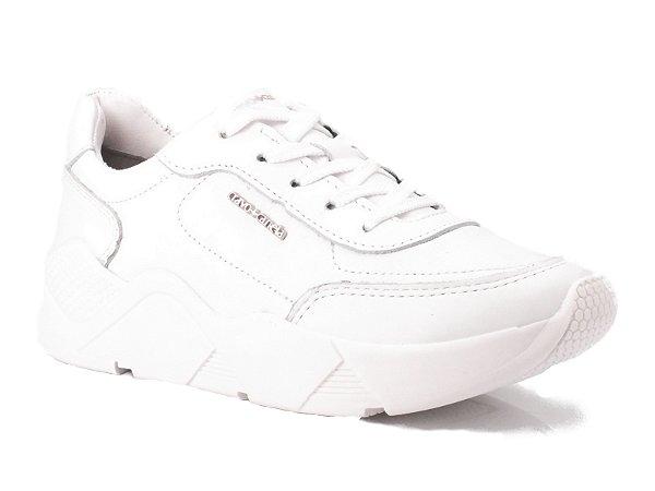 Tênis Cravo e Canela Jogger Couro Branco167902