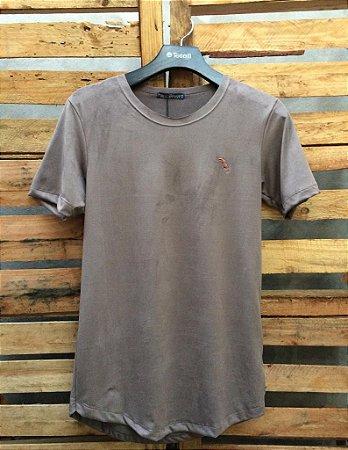Camiseta BW Suede Premium Rato 1014T0896