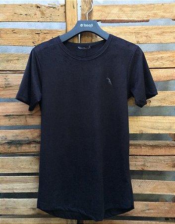 Camiseta BW Suede Premium Preto 1014T0896
