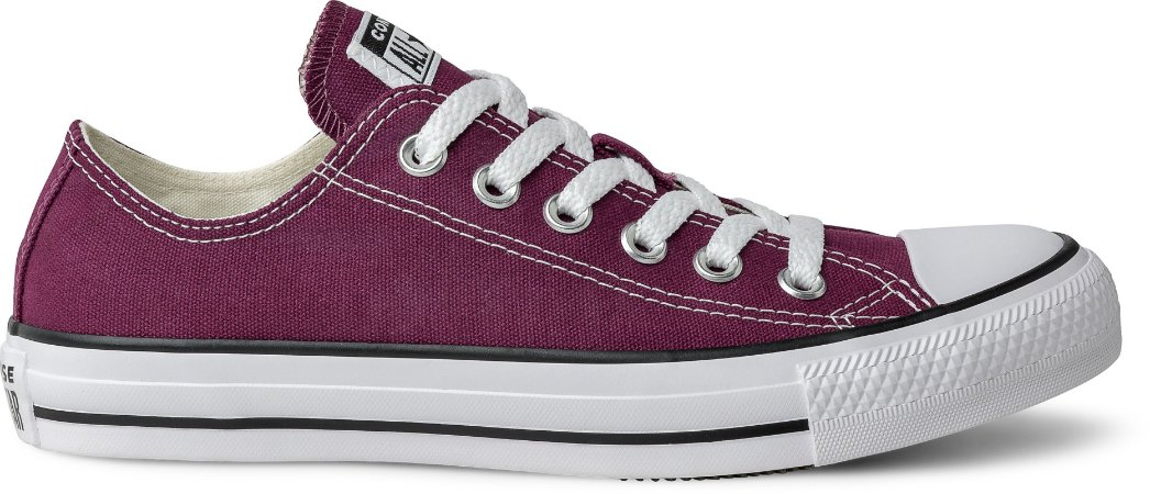Tênis Converse All Star Ct As Core Ox Bordo Ct00010008