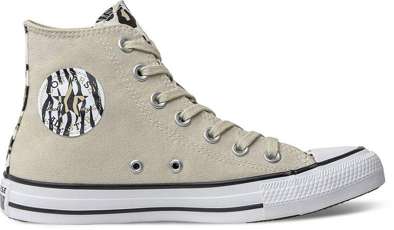 Tênis Converse Chuck Taylor All Star  HI Bege Ct14670002
