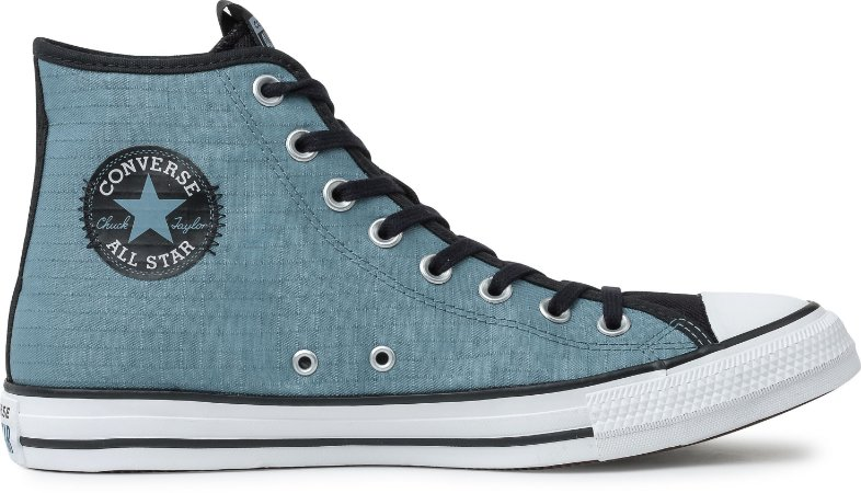 Tênis Converse Chuck Taylor All Star HI Azul Premium CT15800002