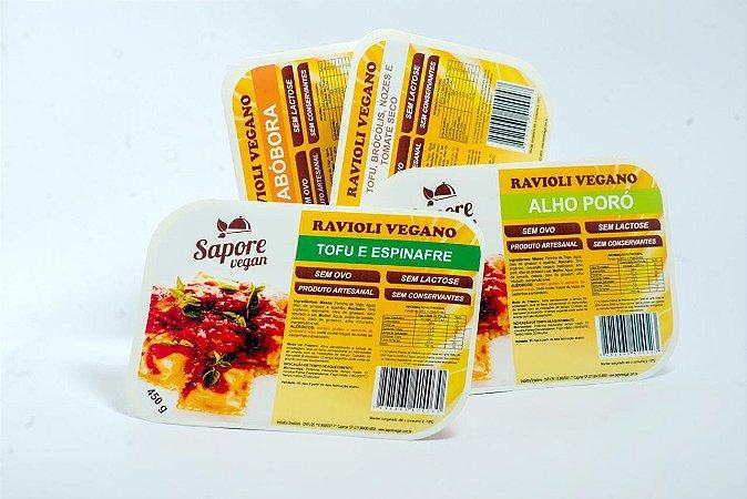 Ravióli Vegano Sapore Vegan