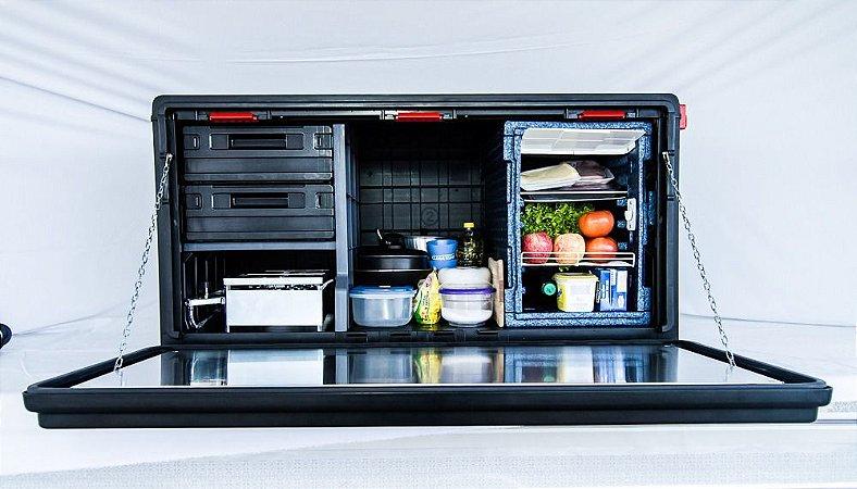 Caixa de cozinha e Geladeira Climabox