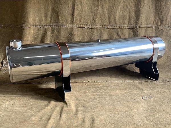 Tanque Inox Plataforma para Arla 110 Ltros