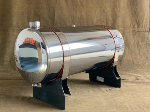Tanque Inox Plataforma Arla 235 Litros