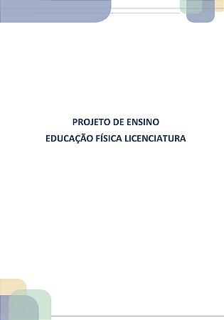 Projeto de ensino em Educação Física: A inclusão de alunos com necessidades especiais nas aulas de educação fisica da rede de ensino fundamental I (1° a 5° ano)