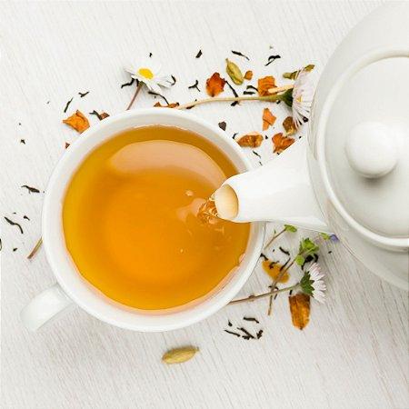Abundância - Banho de Ervas, Escalda Pés e Chá