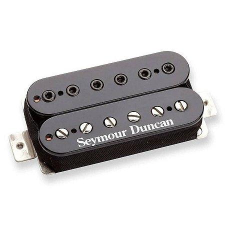 Captador Seymour Duncan Guitar SH-12 Screamin' Demon Preto