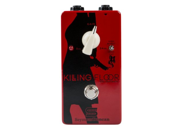 Pedal Killing Floor Booster/Overdrive