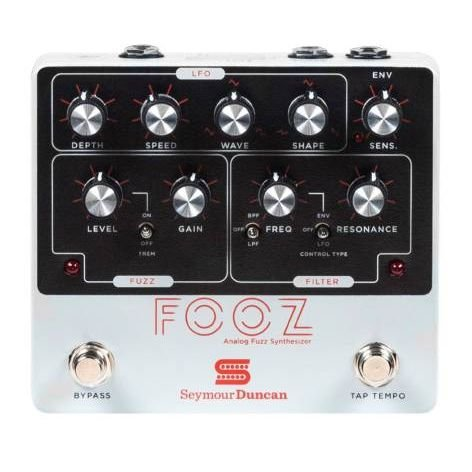 Pedal Fooz