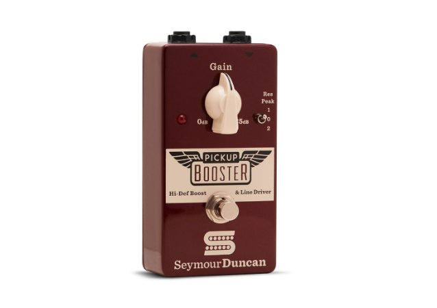 Pedal Pickup Booster