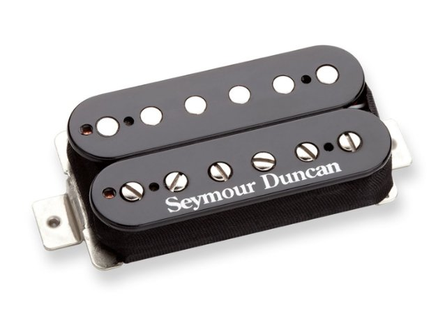 Captador Guitarra SH-18B Whole Lotta Humbucker Preto