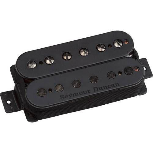 Captador Guitarra Sentient, Alnico 5, Braço, 4 Condutores, Preto