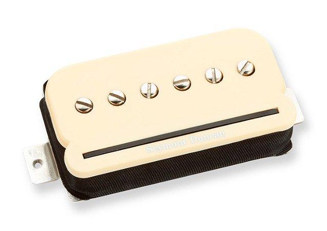 Captador Guitarra SHPR-1n P-Rails Creme