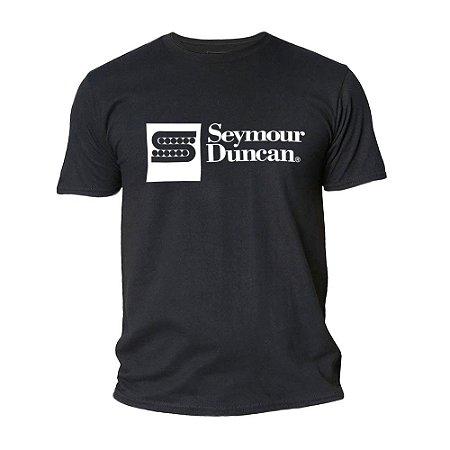 Camiseta Preta Seymour Duncan