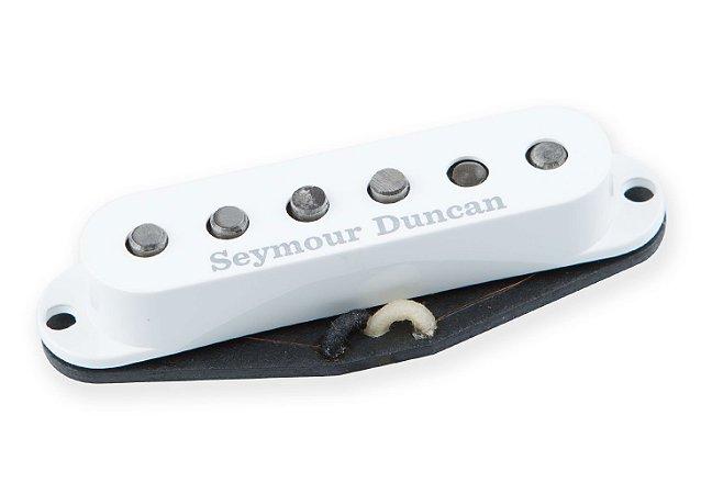 Captador Guitarra SSL-1 Vintage Staggered Strato RwRp Branco