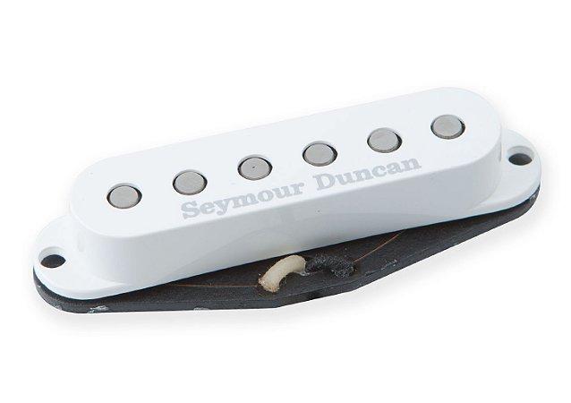 Captador Guitarra SSL-2 Vintage Flat Strat RwRp, Branco