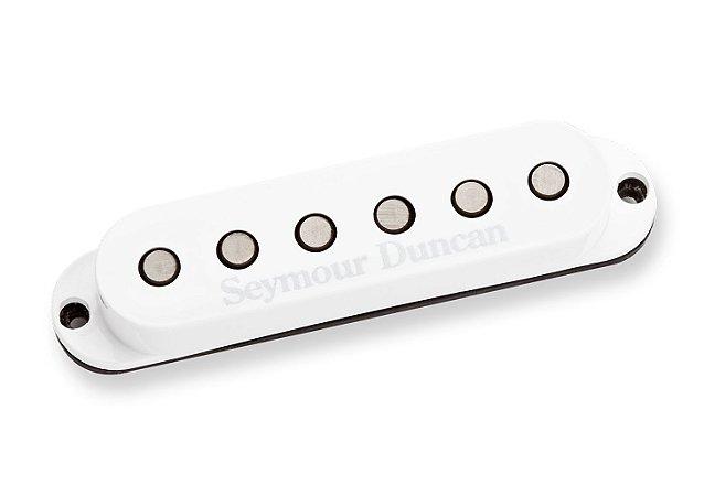 Captador Guitarra SSL-3 Hot Strat, Alnico 5, Branco