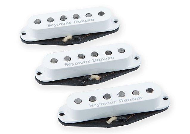 Captadores (3) Guitarra SSL-1 California 50's Branco, Individuais