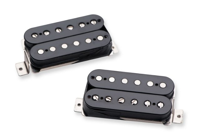 Captadores (Par) Guitarra SH-1 Set Vintage Blues  Preto