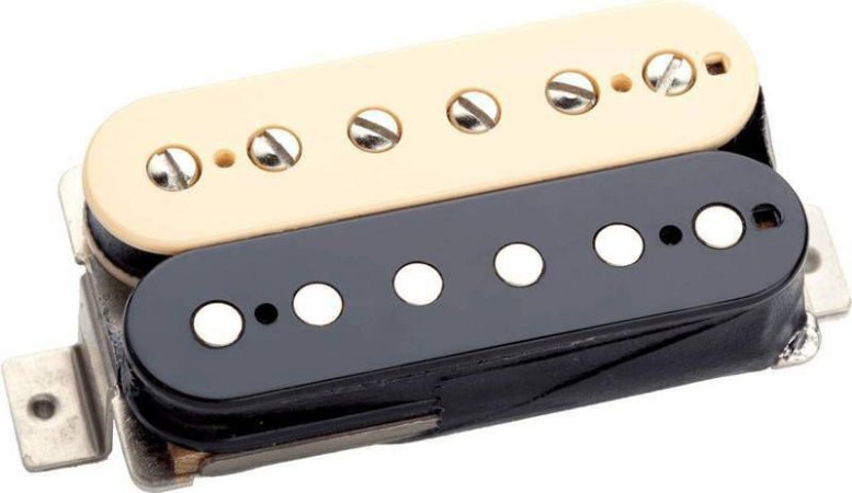 Captador Guitarra SH-1N '59 Model, Humbucker, Alnico 5, Braço, Rev Zebra