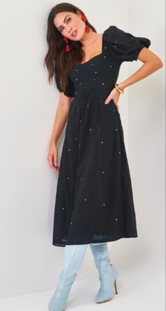 Vestido Lilibet