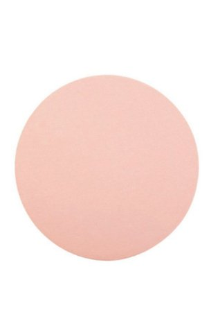 Capa para Sousplat liso rosa velho