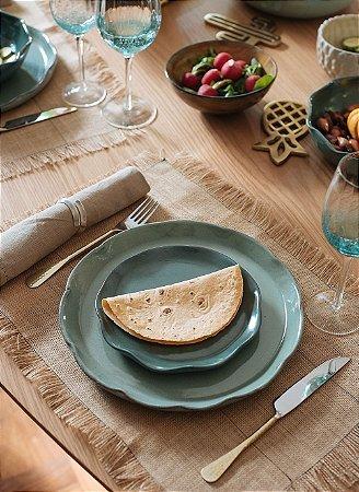 Prato sobremesa le lis Protea