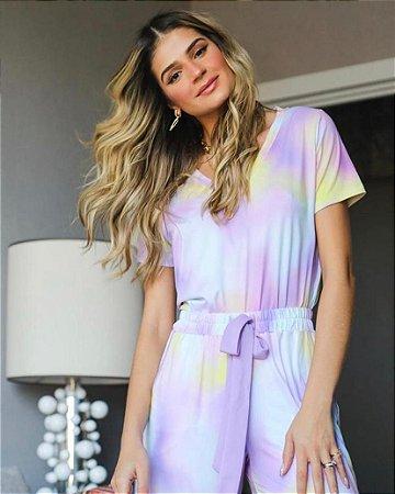 Conjunto Lulu super soft tie dye