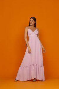 Vestido Anne Fernandes Lavanda