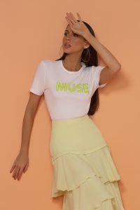 Camiseta Anne Fernandes Muse