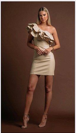 Vestido Curto Lena Campos