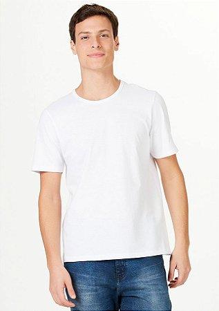 Camiseta Hering Basica Manga Curta Algodao 0299