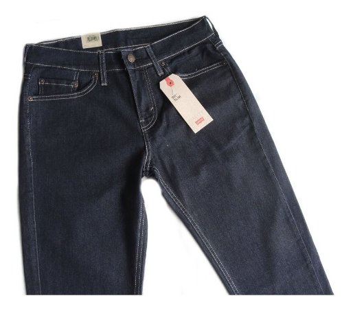 Calça Jeans Levis 511 Original Slim Fit Elastano
