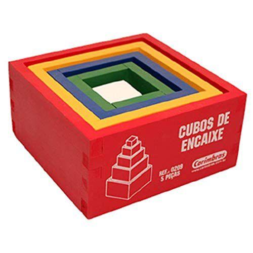 Cubos de Encaixe - Carimbras Ref 209