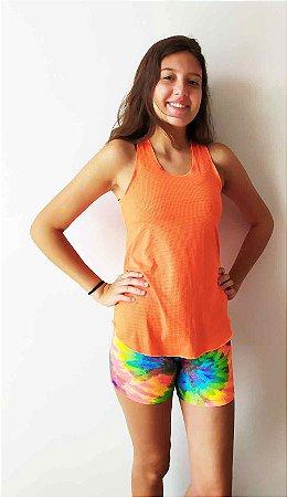 Camiseta Smart - laranja