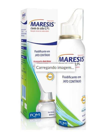 MARESIS SPRAY NASAL JATO CONTÍNUO 100ML