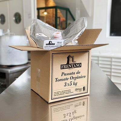 PASSATA Orgânica BAG 5kg (1 unid.)