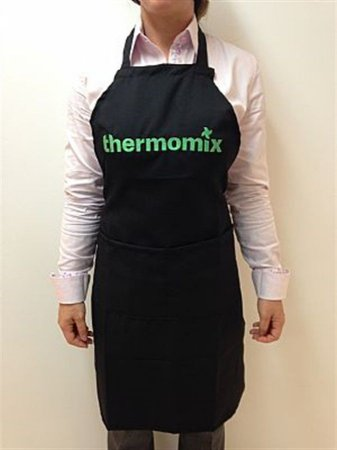 Avental Thermomix Preto