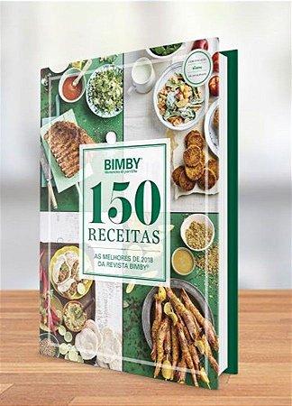 LIVRO DE RECEITAS 150 RECEITAS 2018