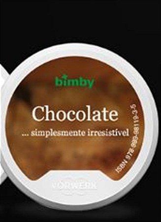 CHAVE DE RECEITAS - CHOCOLATE SIMPLESMENTE IRRESISTIVEL